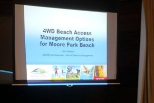 Moore Park Beach Association Meeting